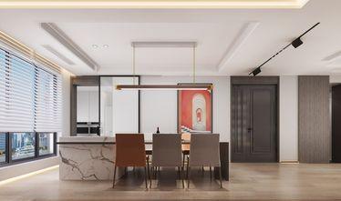 100平米东南亚风格餐厅图