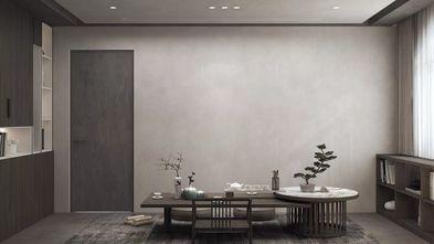 15-20万120平米三室一厅日式风格书房装修图片大全