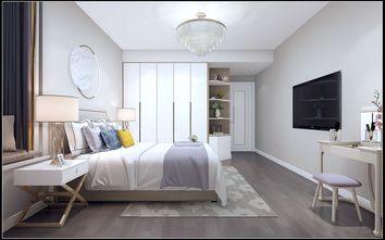 15-20万120平米三室两厅轻奢风格卧室欣赏图