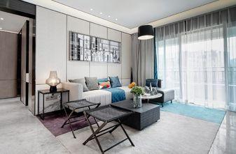 10-15万90平米中式风格客厅装修案例