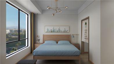 10-15万110平米四室两厅北欧风格卧室图片
