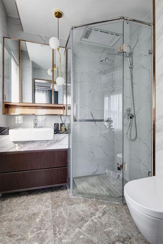 15-20万90平米三室两厅现代简约风格卫生间效果图