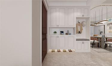 富裕型100平米三室两厅地中海风格玄关效果图