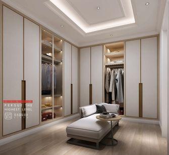 20万以上140平米别墅法式风格衣帽间装修效果图