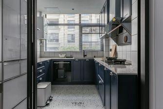 140平米四室一厅混搭风格厨房效果图