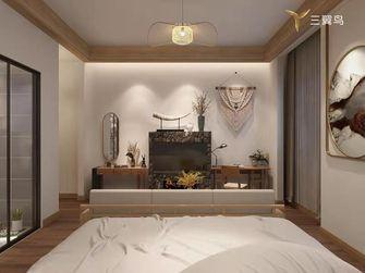 富裕型60平米一室一厅现代简约风格卧室装修案例