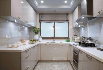 120平米复式欧式风格厨房效果图