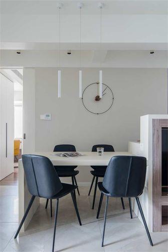 富裕型60平米现代简约风格餐厅欣赏图