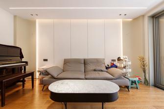 20万以上120平米三室两厅轻奢风格客厅效果图