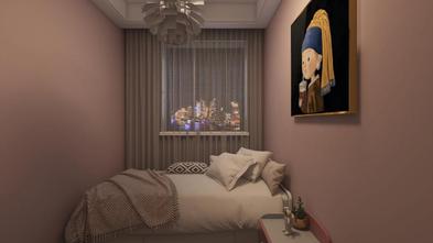 80平米一室一厅现代简约风格青少年房欣赏图