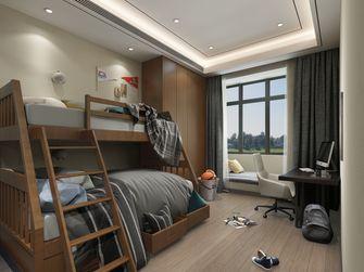豪华型140平米中式风格青少年房效果图