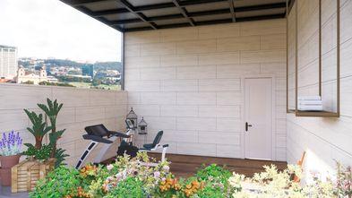 20万以上140平米四室三厅美式风格阳台图片大全