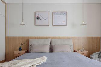 3万以下120平米三室两厅日式风格卧室设计图