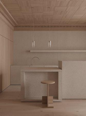 60平米一室一厅日式风格客厅设计图