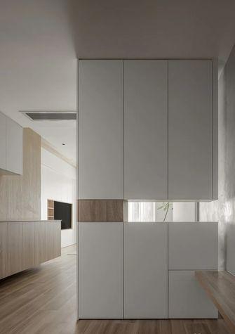 20万以上100平米三室一厅现代简约风格玄关装修效果图
