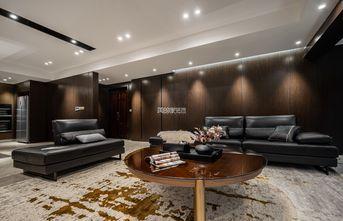 20万以上140平米四室两厅现代简约风格客厅图片大全