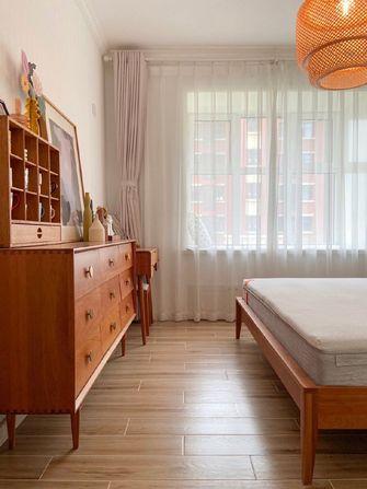 经济型70平米日式风格卧室图