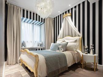 5-10万120平米三室两厅欧式风格卧室装修图片大全