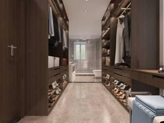 5-10万140平米四室两厅现代简约风格衣帽间图片