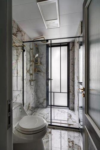 10-15万130平米三室一厅美式风格卫生间装修图片大全