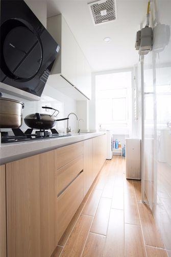 经济型50平米公寓日式风格厨房装修效果图