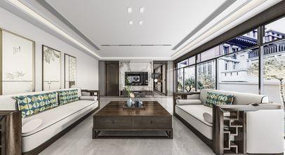 豪华型140平米复式新古典风格客厅图片大全