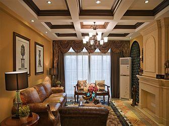 15-20万130平米四室两厅地中海风格客厅装修案例