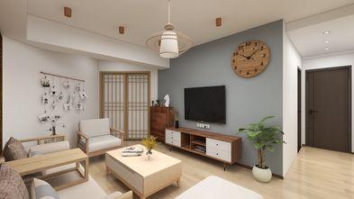 10-15万110平米三室两厅日式风格客厅欣赏图