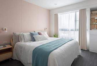 90平米三现代简约风格卧室图片大全