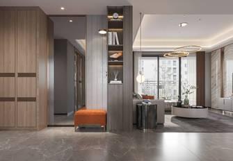 经济型130平米三室一厅北欧风格玄关图