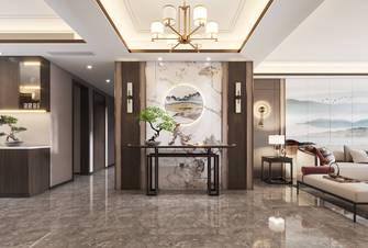 140平米四中式风格玄关图片