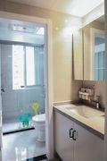 15-20万80平米三室两厅北欧风格卫生间装修案例
