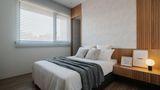20万以上120平米三室三厅北欧风格卧室装修案例