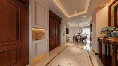 20万以上140平米三室一厅新古典风格玄关欣赏图
