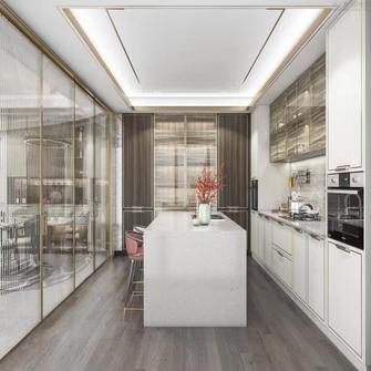 10-15万130平米新古典风格厨房装修图片大全