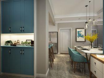5-10万120平米三室两厅欧式风格玄关装修案例