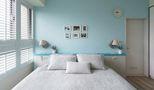 70平米美式风格卧室装修案例