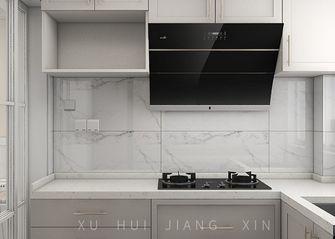 富裕型60平米混搭风格厨房装修案例