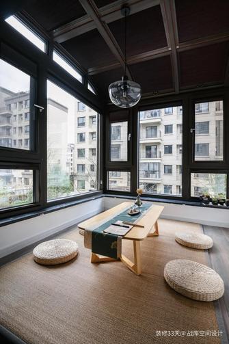富裕型130平米三现代简约风格阳台装修案例