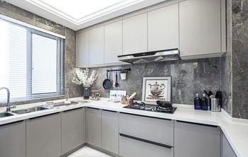 10-15万法式风格厨房装修案例