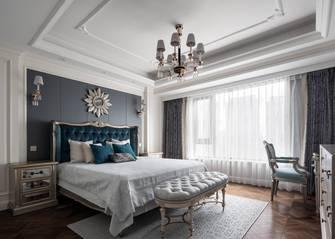 20万以上140平米三室三厅美式风格卧室装修图片大全