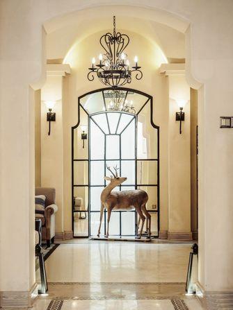 经济型120平米三室一厅地中海风格客厅装修图片大全