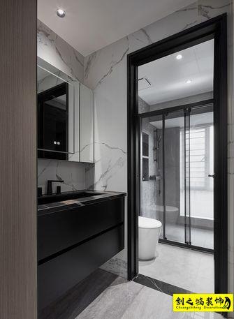 富裕型120平米三室两厅现代简约风格卫生间装修效果图
