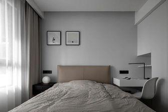 富裕型90平米三室两厅英伦风格卧室装修案例
