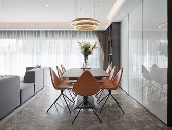 豪华型140平米三轻奢风格餐厅装修案例