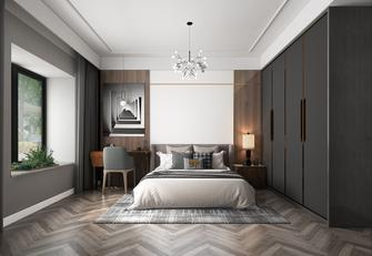 富裕型120平米轻奢风格卧室设计图