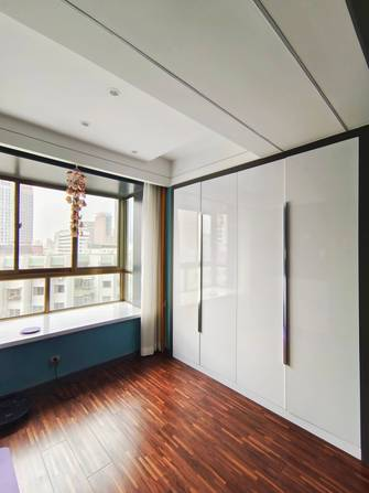 120平米三室两厅现代简约风格健身房欣赏图