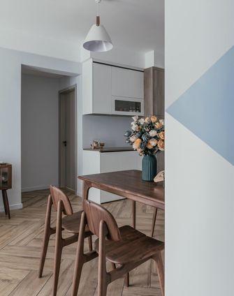 3万以下110平米三室两厅日式风格餐厅装修图片大全