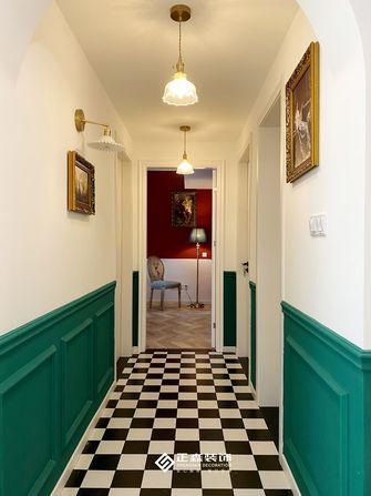 5-10万110平米三室两厅法式风格走廊装修效果图