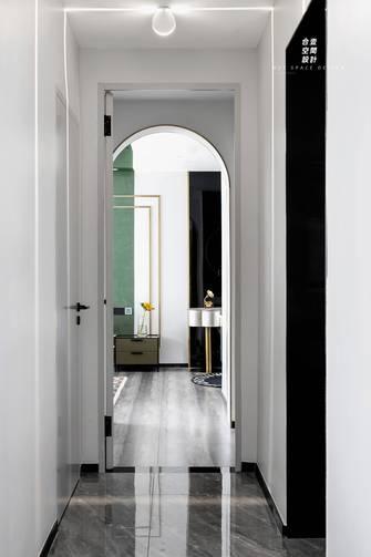 140平米四室两厅轻奢风格走廊图片